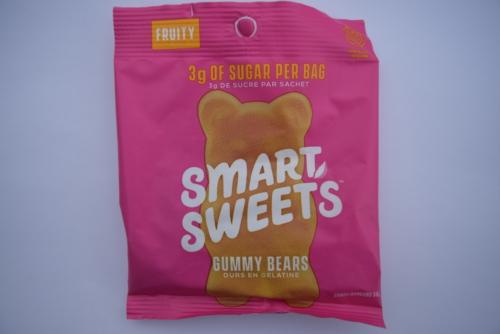 smart sweets, natural color, no sugar, bastos natural family center, intolerancefree gummies,
