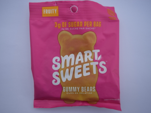 smart sweets, natural color, no sugar, bastos natural family center, intolerancefree gummies,