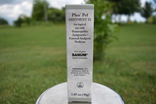 pleo pef, sanum remedy, homoepathic, natural fungus cream, natural candida cream