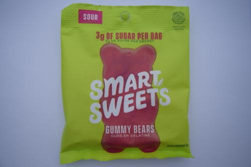 sour smart sweets, gummies, no artifical colors, bastos natural family center, sugar free