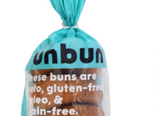 unbun, keto bun, grain free bread, bastos natural family center, canada, sugar free, potato free